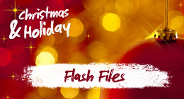 Christmas Flash Files
