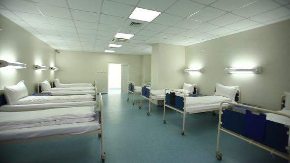Image result for hospital empty bed