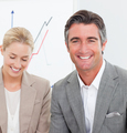 Close-up of business people at a meeting - PhotoDune Item for Sale