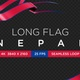 Long Flag Nepal - VideoHive Item for Sale
