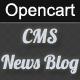 CMS News / Blog - CodeCanyon Item for Sale