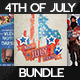 Fourth of July Bundle - GraphicRiver Item for Sale