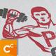 Power Gym - GraphicRiver Item for Sale