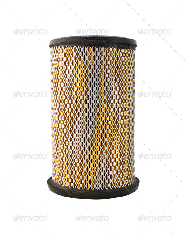 Air filter - Stock Photo - Images