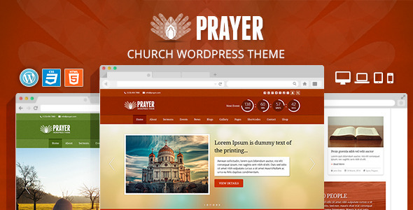 Top 37+ Best Church WordPress Themes of [sigma_current_year] 19