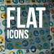 Set of Flat Design Hands Icons - GraphicRiver Item for Sale