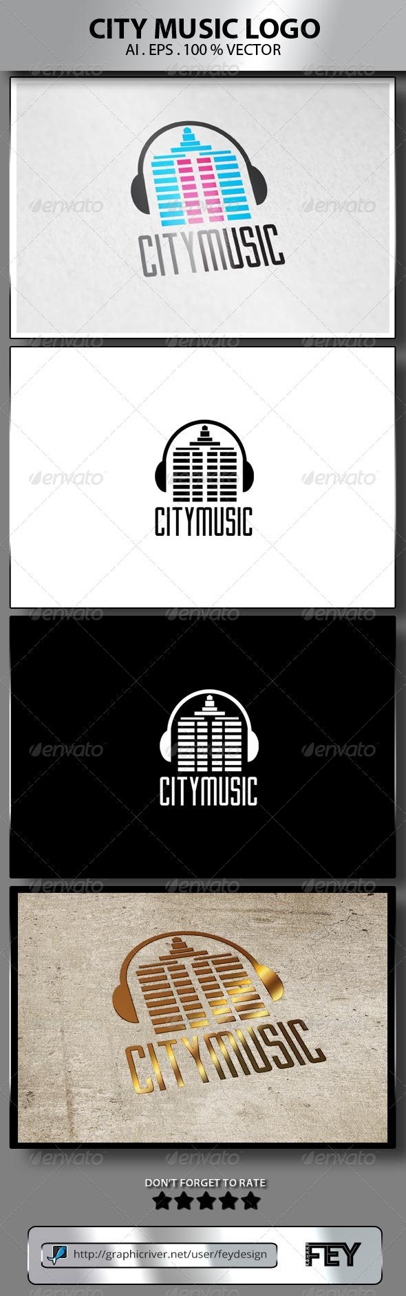 City Music Logo
