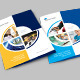 Multipurpose Bi-fold Brochure  Vol-6 - GraphicRiver Item for Sale