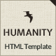 Humanity | NGO & Charity HTML Template Nulled