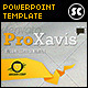 ProXavis : Modern Corporate Presentation - GraphicRiver Item for Sale
