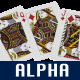 Playing Cards Pack with Alpha - VideoHive Item for Sale