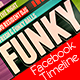 Funky House Facebook Cover - GraphicRiver Item for Sale