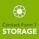 Storage for Contact Form CF7
