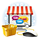 Internet Shop - GraphicRiver Item for Sale