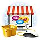 Internet Shop - GraphicRiver Item for Sale
