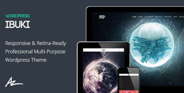 Ibuki – Creative Multi-Purpose & Shop Theme