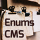 CMS for Enumerable Content