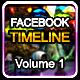 Facebook Timeline Covers I Volume 1 - GraphicRiver Item for Sale