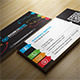 Corporate Business Card - RA38 - GraphicRiver Item for Sale
