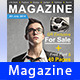 A4 Magazine Template Vol 3