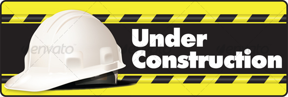 Under Construction - Decorative Symbols Decorative