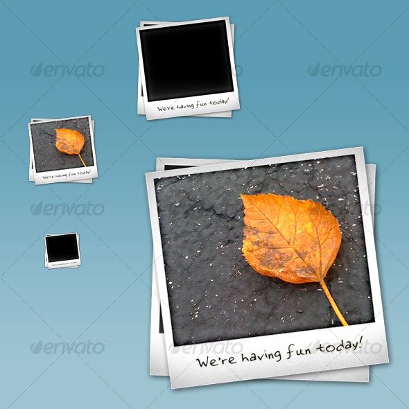 PolarFrame Icon - Media Icons
