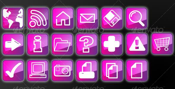 World - Web Icons