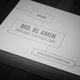 Creative Portfolio Business Card Vol. ii - GraphicRiver Item for Sale