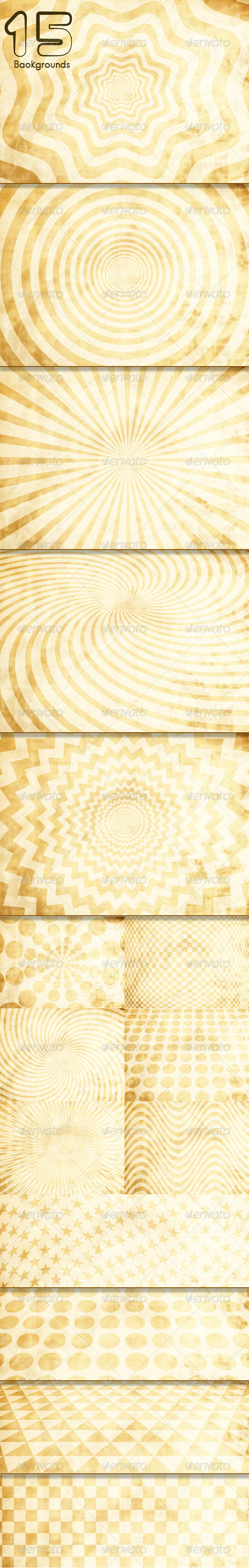 Optical Backgrounds - Abstract Backgrounds