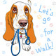 Baby Dog Basset Hound Breed - GraphicRiver Item for Sale