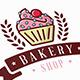 Cupcake Bakery Logo - GraphicRiver Item for Sale