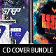 Elektro Techno CD Cover Artwork Bundle (3in1)