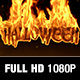 Happy Halloween Fire - VideoHive Item for Sale
