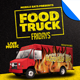 Food Truck Fridays Flyer Template