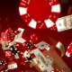 Casino Elements Fly Red - VideoHive Item for Sale