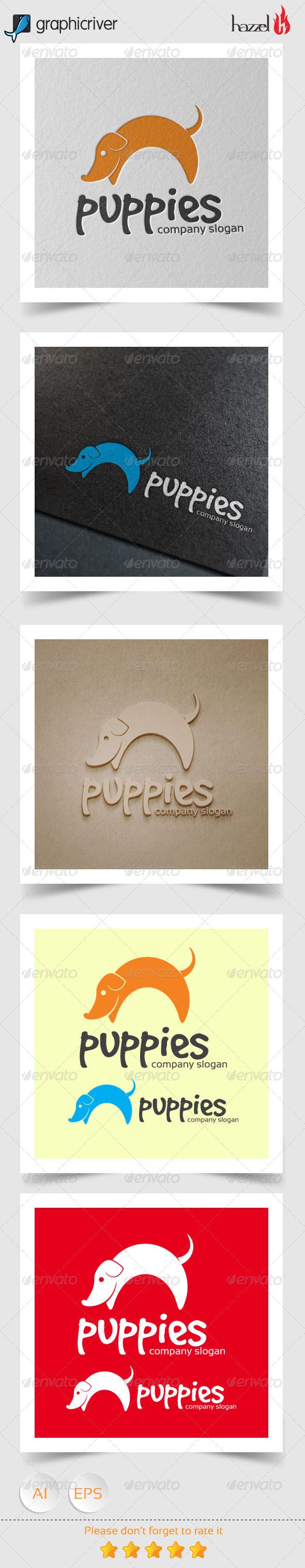 Puppies Logo