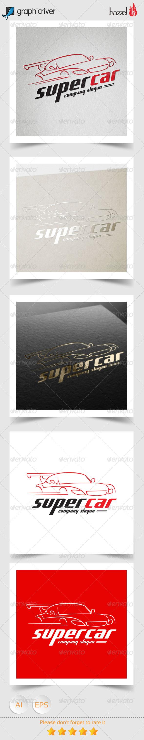 Super Car Logo