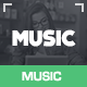Music: Musicians theme & Facebook app - ThemeForest Item for Sale
