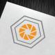 Hexa Photo Logo Template - GraphicRiver Item for Sale