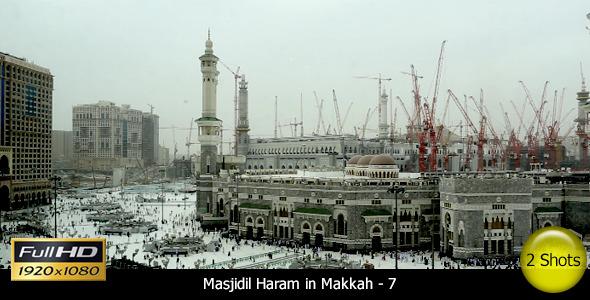 masjid al haram by stockvideo videohive