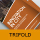 Business Brochure Trifold Innovation in City - GraphicRiver Item for Sale