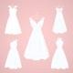 Wedding Dresses - GraphicRiver Item for Sale