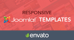 Responsive Joomla Templates - Easy to Customize