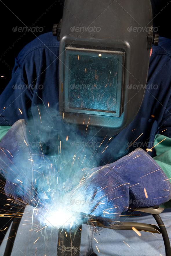 Welder - Stock Photo - Images