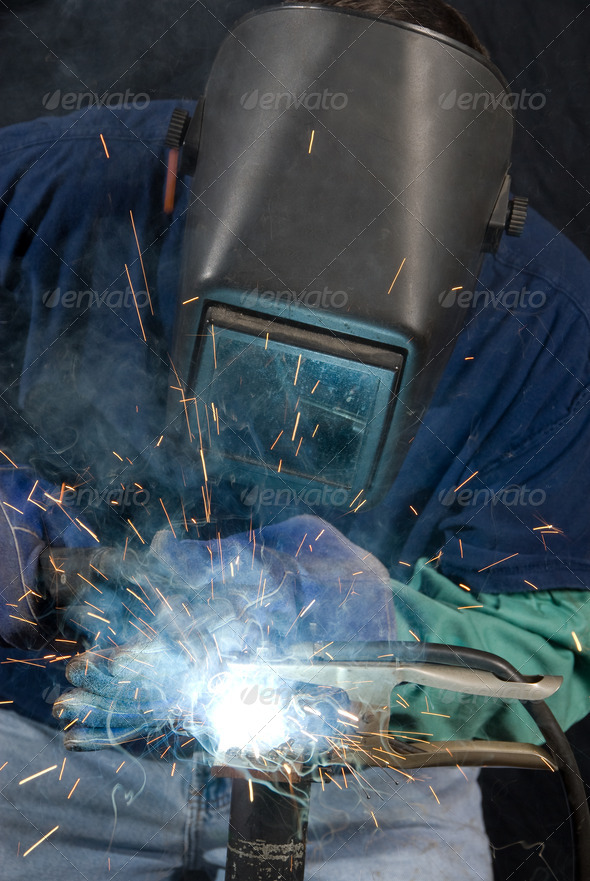 Welder - Stock Photo - Images