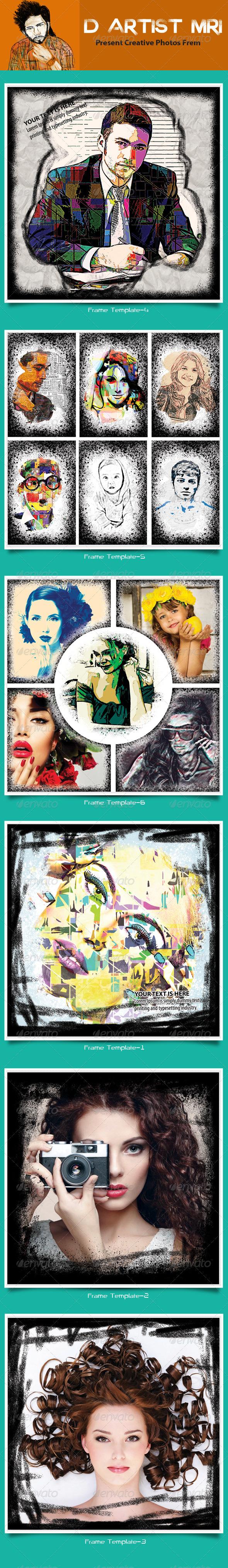 Creative Photos Frem - Photo Templates Graphics