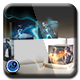 4D Photo Gallery FB Cover Template - GraphicRiver Item for Sale