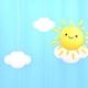 Cute Sun Curtain - VideoHive Item for Sale