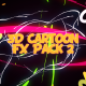 3D Cartoon FX Pack 2
