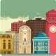 City Background - GraphicRiver Item for Sale